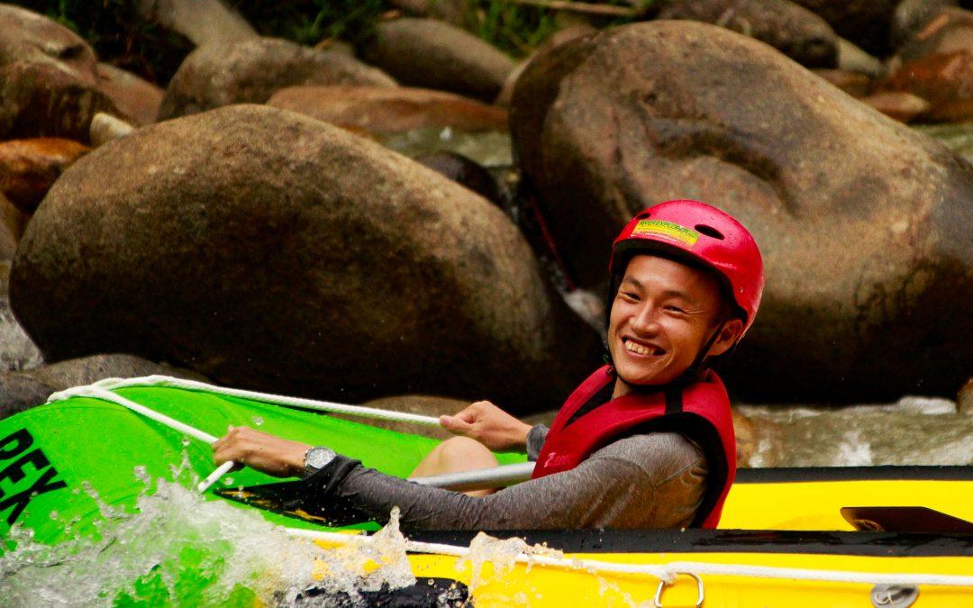rafting TRIPS Wong Che Wai