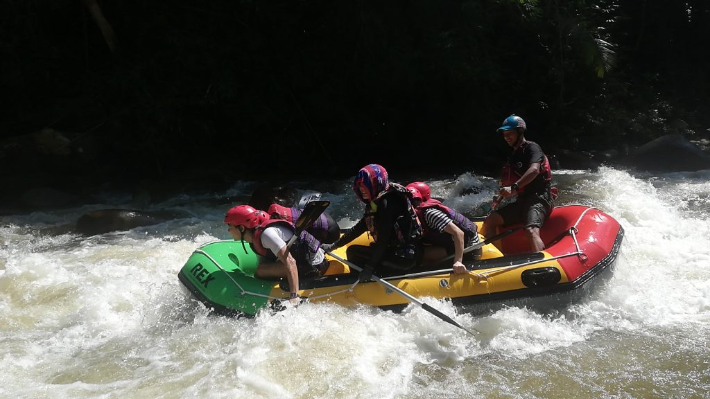 raft River Guide Gopeng
