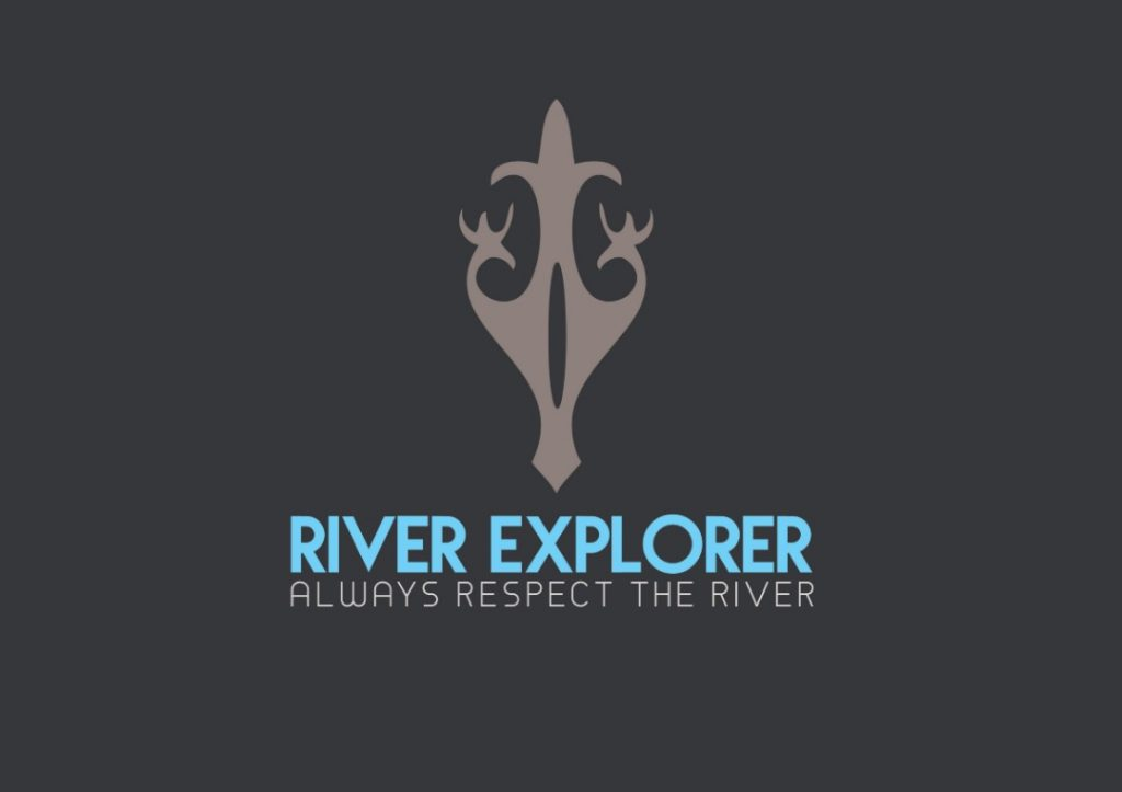 River Explorer Official Logo