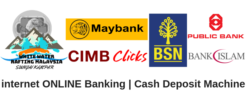 manual payment ACCEPTED online banking | cash deposit machine