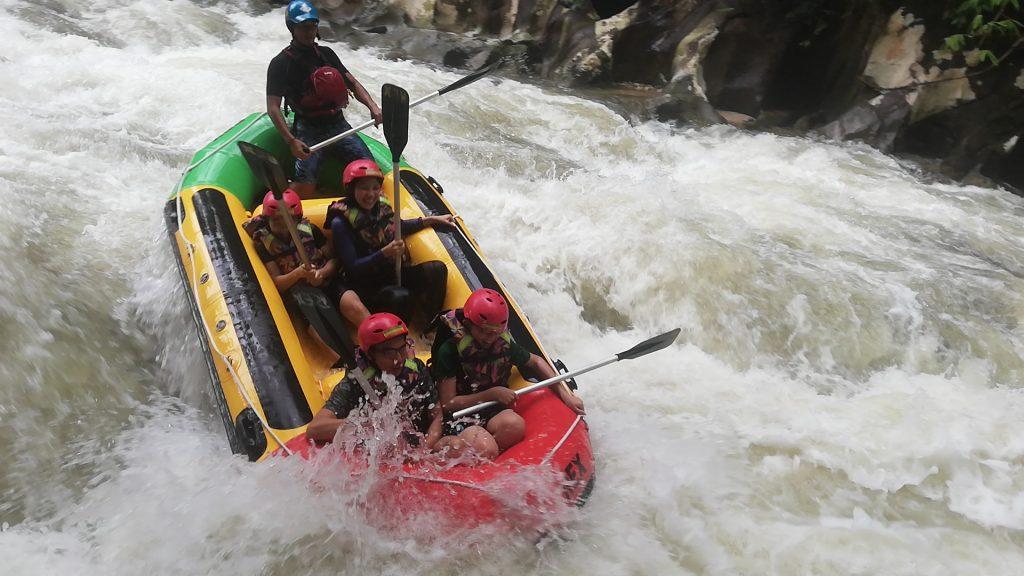 White Water Gopeng Rafting Malaysia
