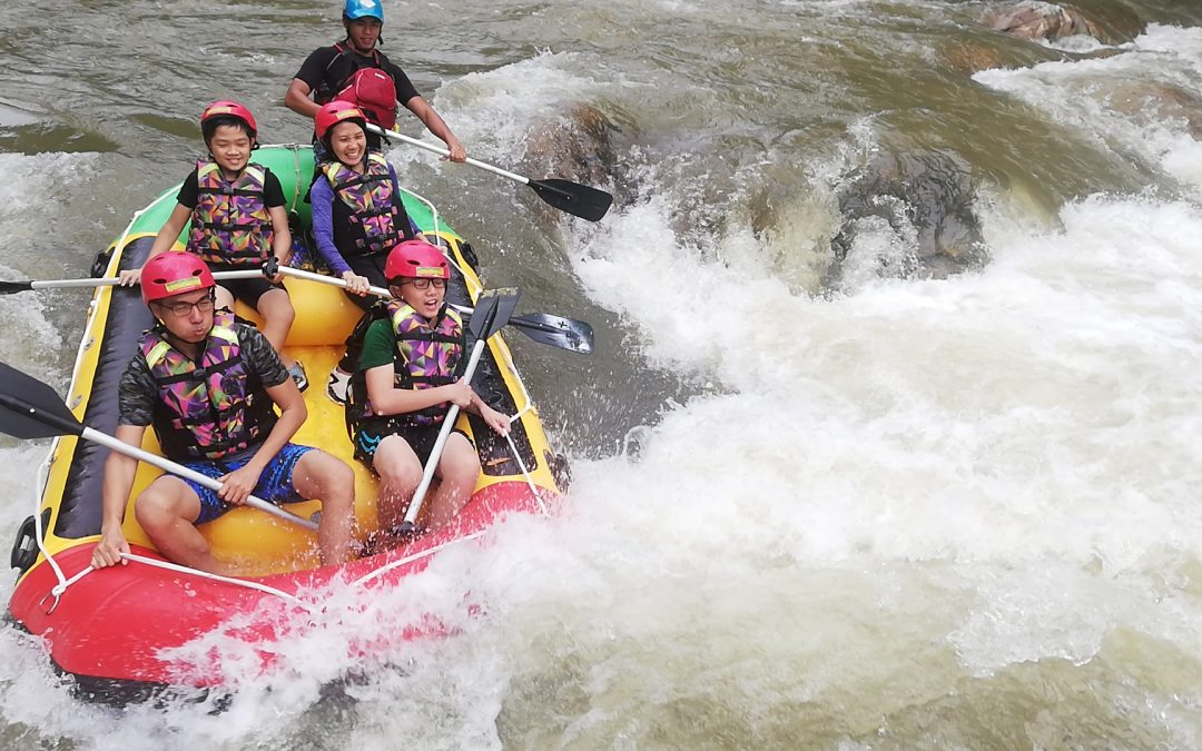 Gopeng Rafting Low Wai Sun