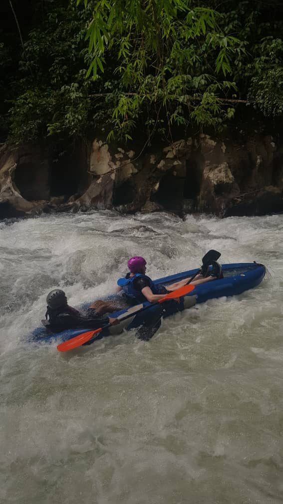 so easy and relax while do the kayaking tours