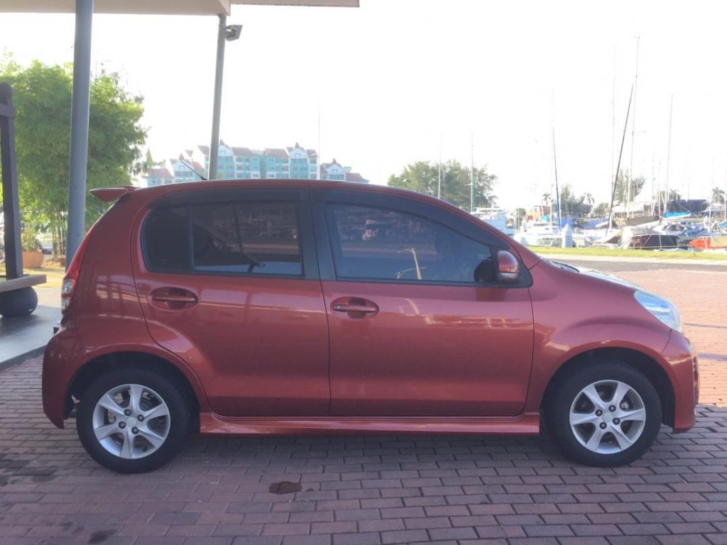 Myvi Private Car Hotel