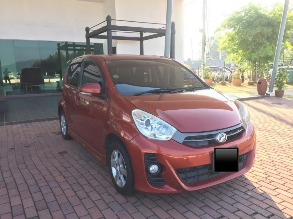 Myvi Private Car Tour