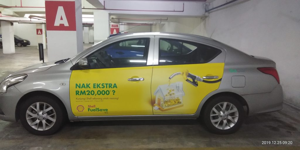 Go Car Rental Sunway Giza Kota Damansara