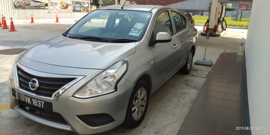 Go Car Rental Shell Giant Kelana Jaya