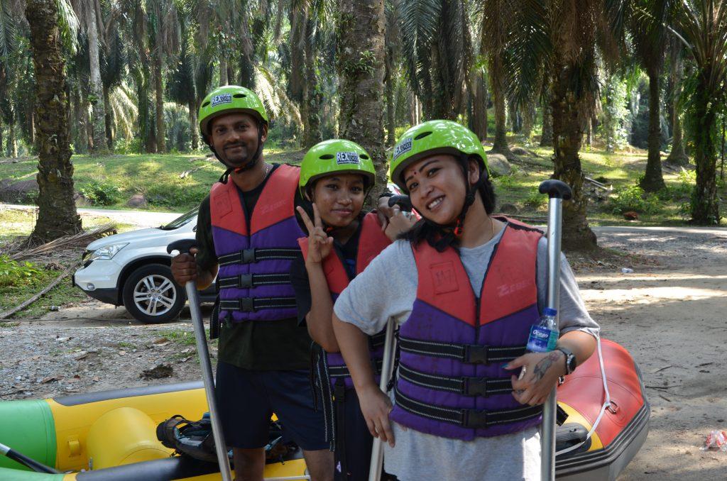 Ipoh Rafting Parameswaran