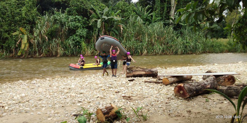 Ending Point Sg Kampar PUBG Campsite