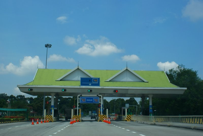 Landmark Gopeng Toll Exit Plaza (Exit 135)