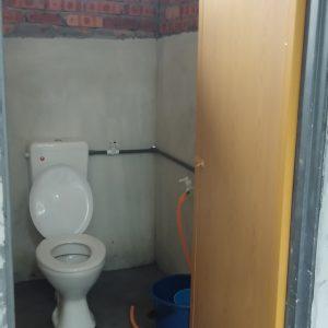 Sg Kampar PUBG campsite Toilet area